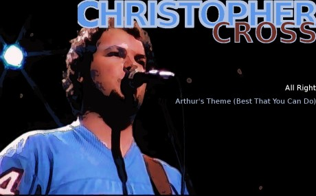 christopher cross selection