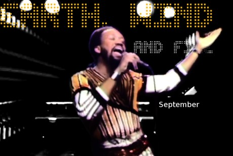 earth wind and fire, september