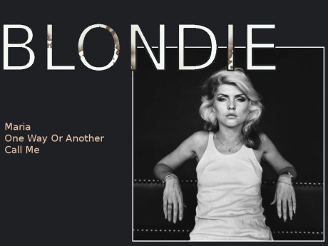 blondie mp3