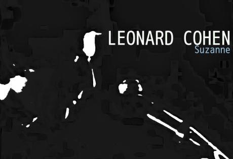 leonard cohen, suzanne