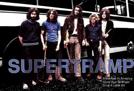 supertramp, music selection