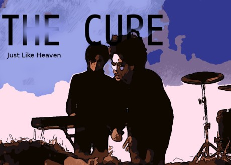 the cure, just like heaven