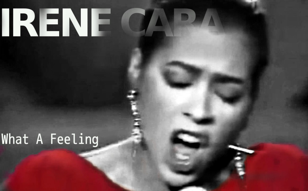 what a feeling, mp3