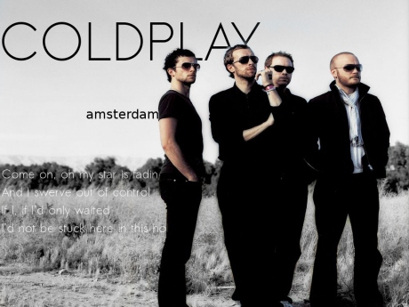 coldplay amsterdam. mp3
