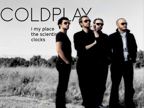 coldplay mp3 list