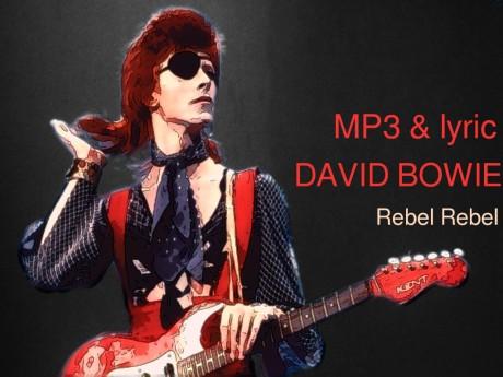 rebel rebel mp3