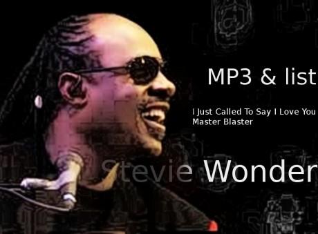 stevie wonder mp3
