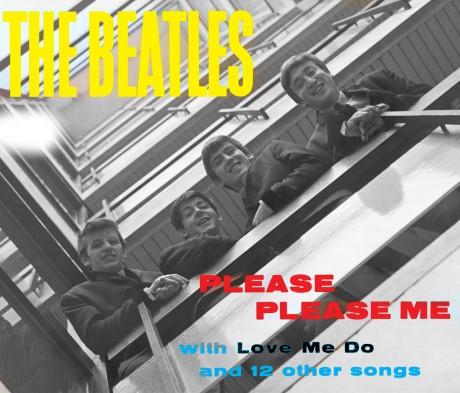 please please me, love me do