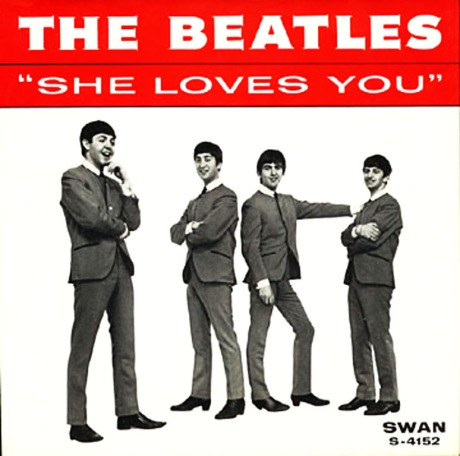 she loves you, mp3