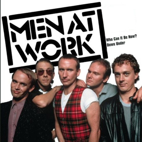 men at work, mp3