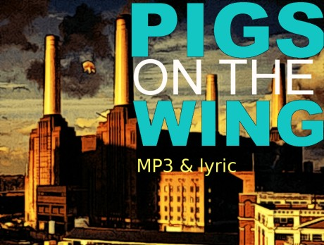 pig son the wings, mp3