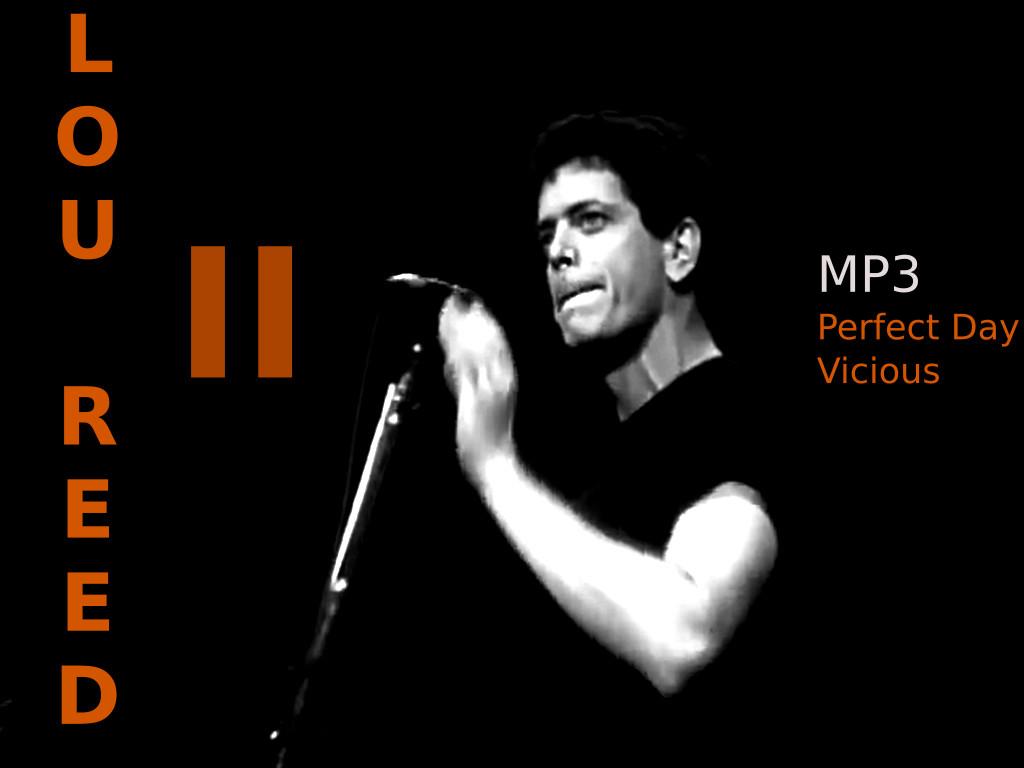 Lou Reed Blog Music Radio