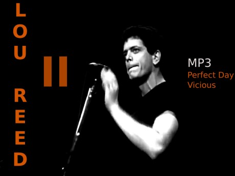lou reed ii, mp3