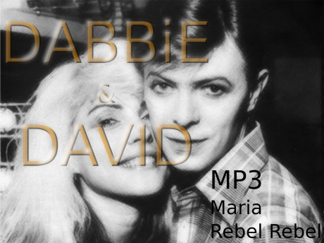blondie bowie, mp3
