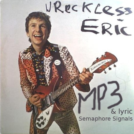 wreckless eric, mp3