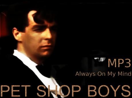 pet shop boys, mp3