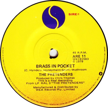 brass in pocket, mp3
