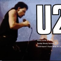 Video Alive, MP3, U2