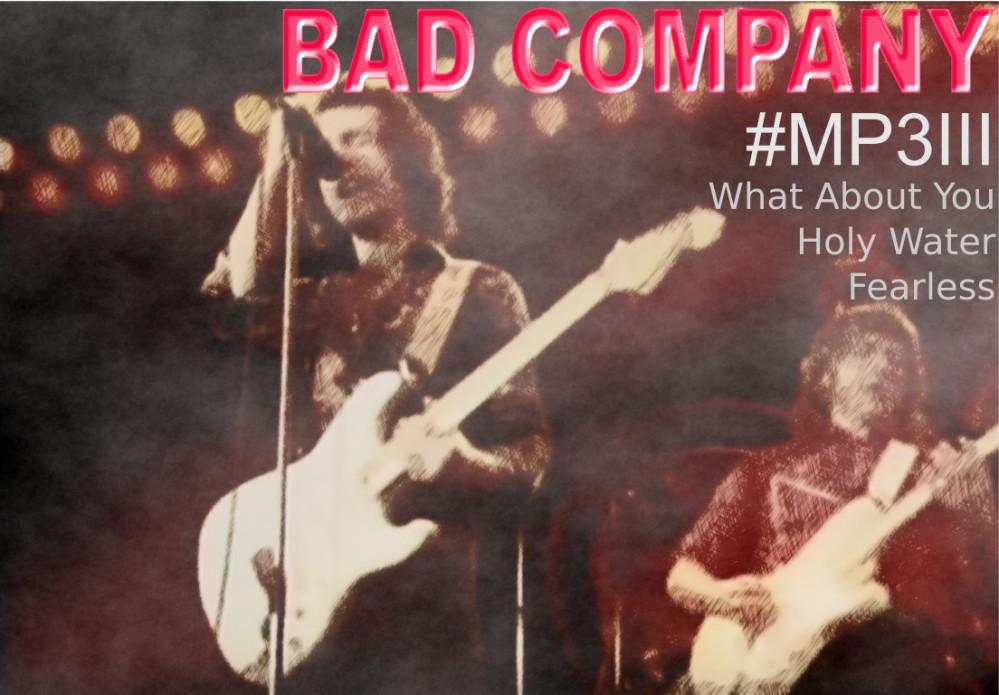 bad company mp3