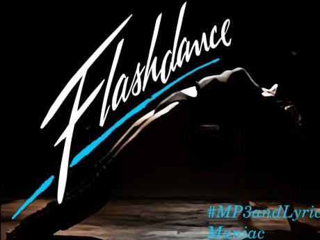 film soundtrack flashdance, mp3 and lyric